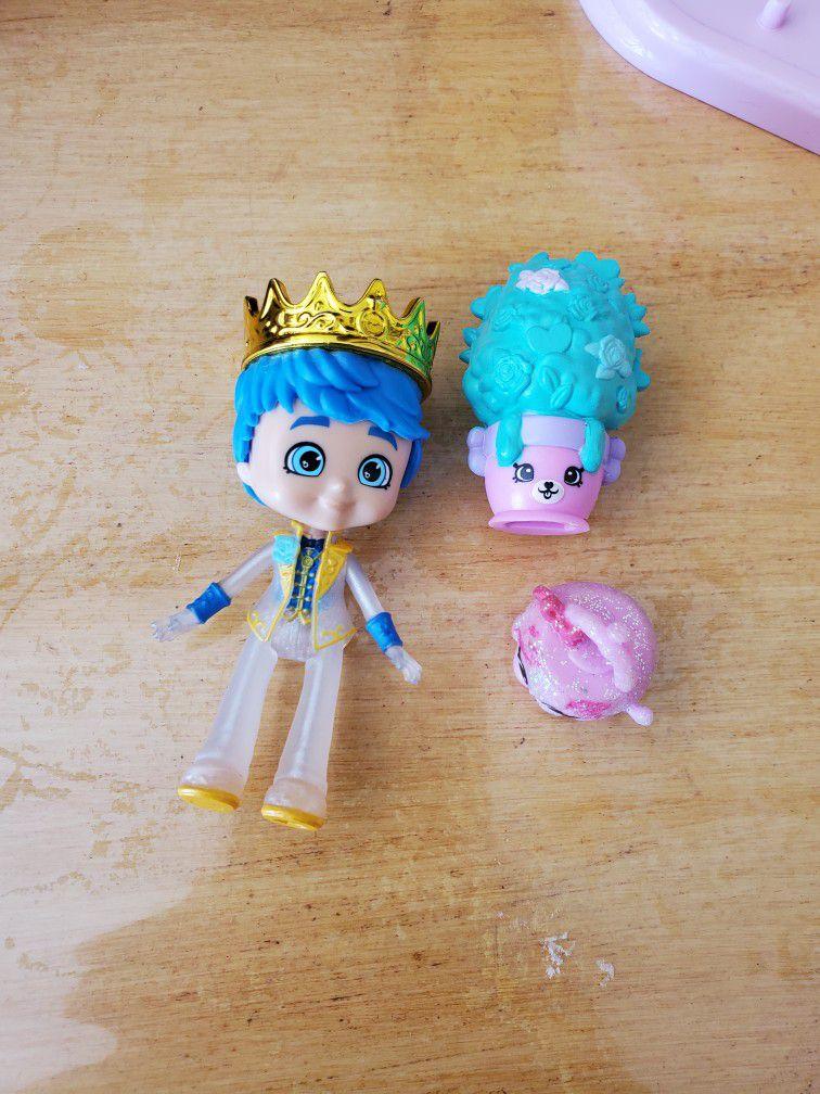 Shopkins Royal Wedding Set