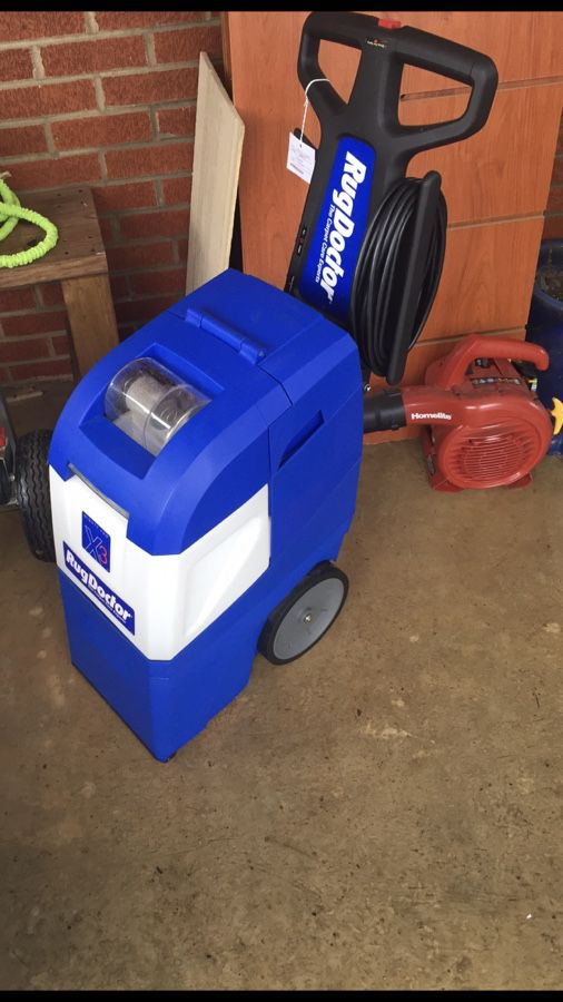 Rug Doctor Commercial Carpet Cleaner Only Use Once Paid Over 600 For It Kingsport Tn