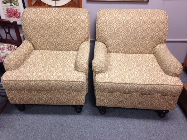 Amazing Pair Of Brookline Furniture Accent Chairs For Sale In Tumwater Wa Offerup Uwap Interior Chair Design Uwaporg