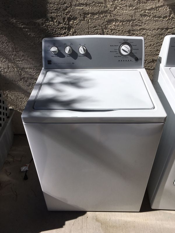 New and Used Kenmore washers for Sale in Reno, NV - OfferUp