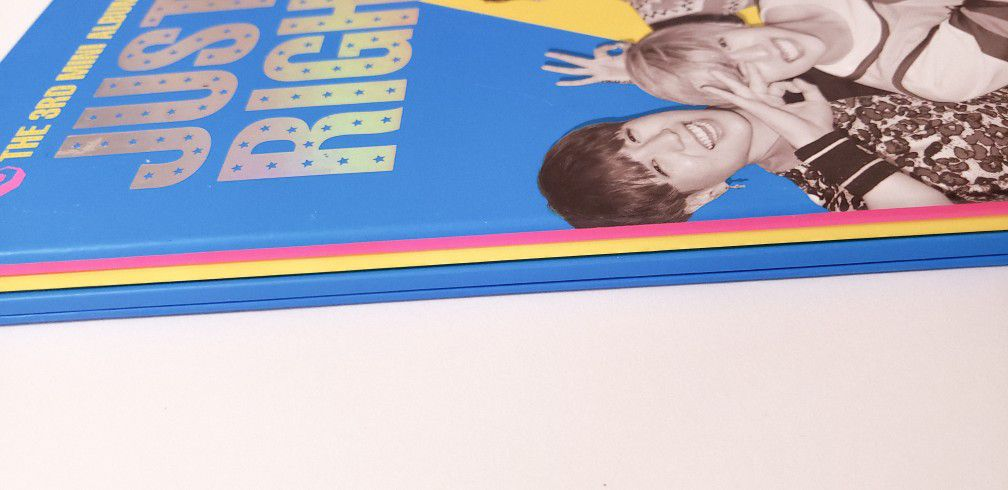 GOT7 Just Right Album w/photocards