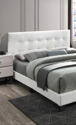 queen Size Bed Frame And Mattress Orthopedic  Thumbnail