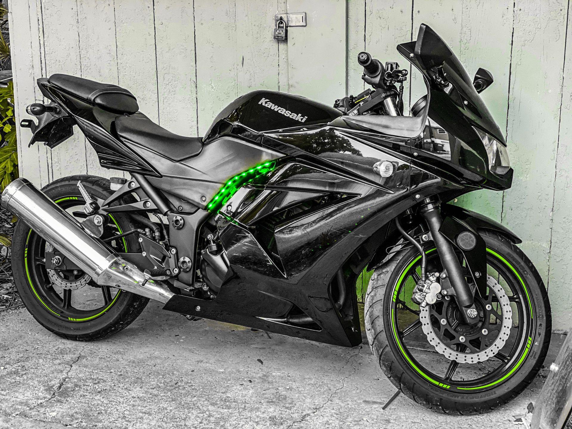 2009 Kawasaki Ninja 250-R