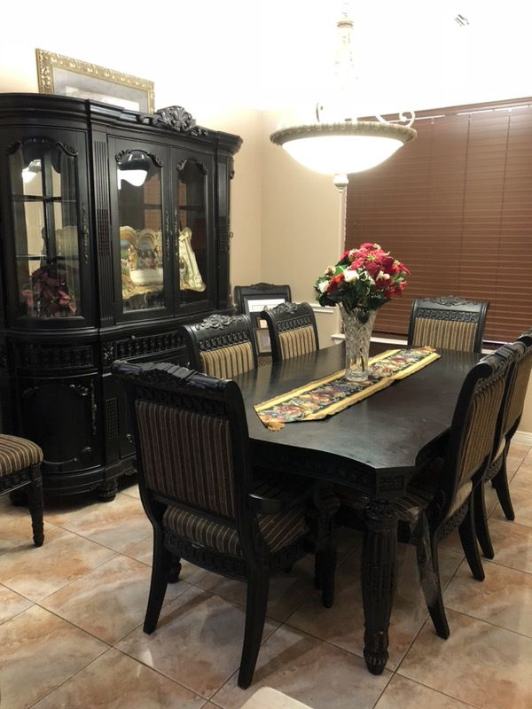 Britannia Rose Dining Set From Ashley Furniture For Sale In Spring Tx Offerup