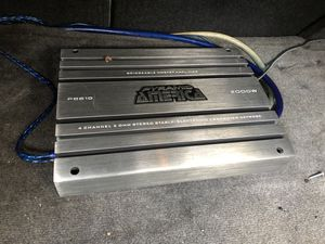 """12"""" Speakers with Amp for Sale in Martinsburg, WV"""