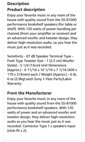 New and Used Audio speakers for Sale in Beverly Hills, CA