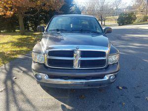 2003 Dodge ram truck 1500 SLT for Sale in Rockville, MD