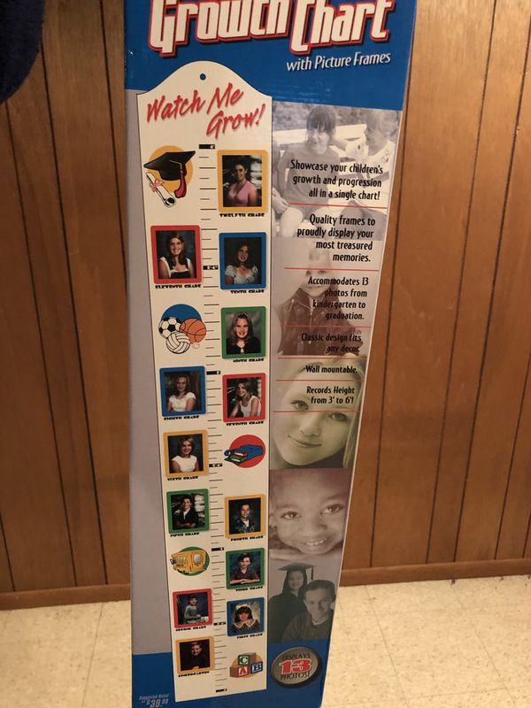 Growth Chart Picture Frame For Sale In Northfield Oh Offerup