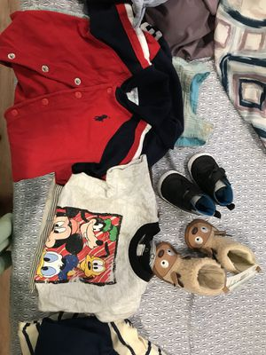 Bag of baby clothes for Sale in Manassas, VA