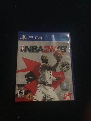 NBA 2k18 for Sale in Bowie, MD