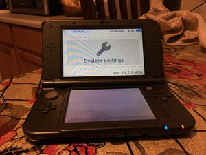 Nintendo S Xl Solid State Gray Missing Stylus For In Las Vegas