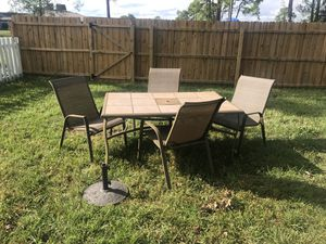 Patio Outdoor Furniture Table Chairs Set For In Longwood Fl