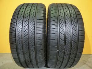 Used tires 245 45 18 Goodyear eagle LS2 100% TREAD for Sale in Tampa, FL