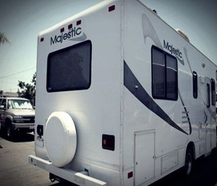 Photo Nice and solid camper Majestic