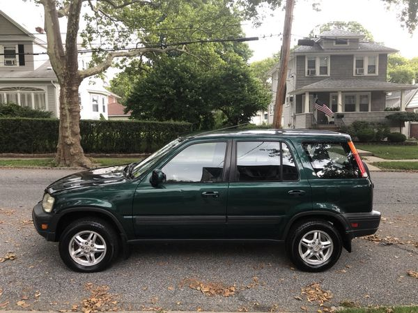 2001 Honda Cr V One Owner Runs Excellent Cars Trucks In Staten