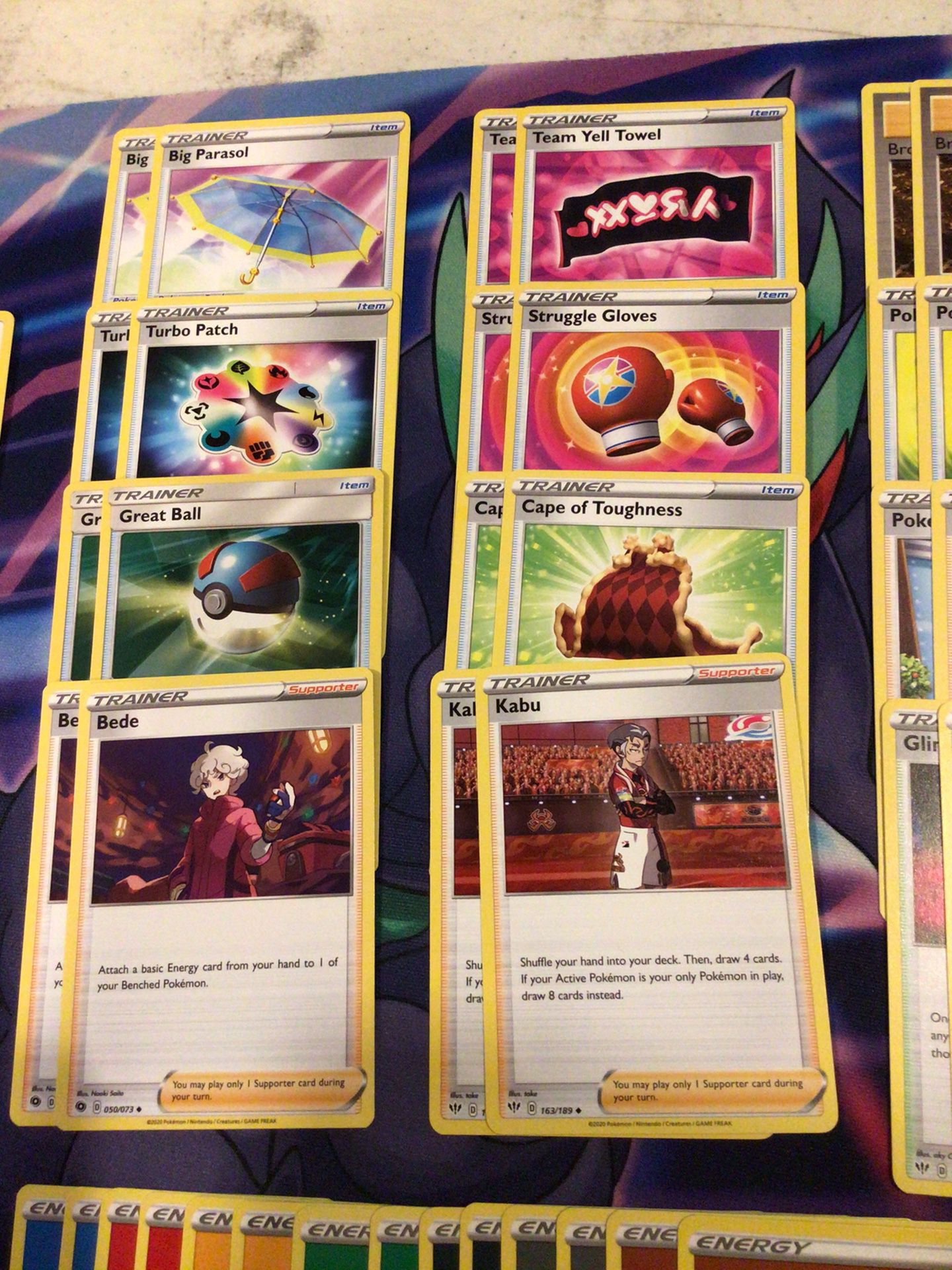 Homemade Pokémon TCG Colorless Deck #7