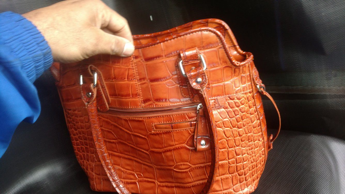 Nice simple purse