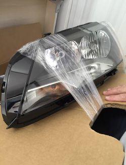 2012-2015 VW PASSAT LEFT HEADLAMP ASSY W/XENON PART # 561-941-005 D Thumbnail