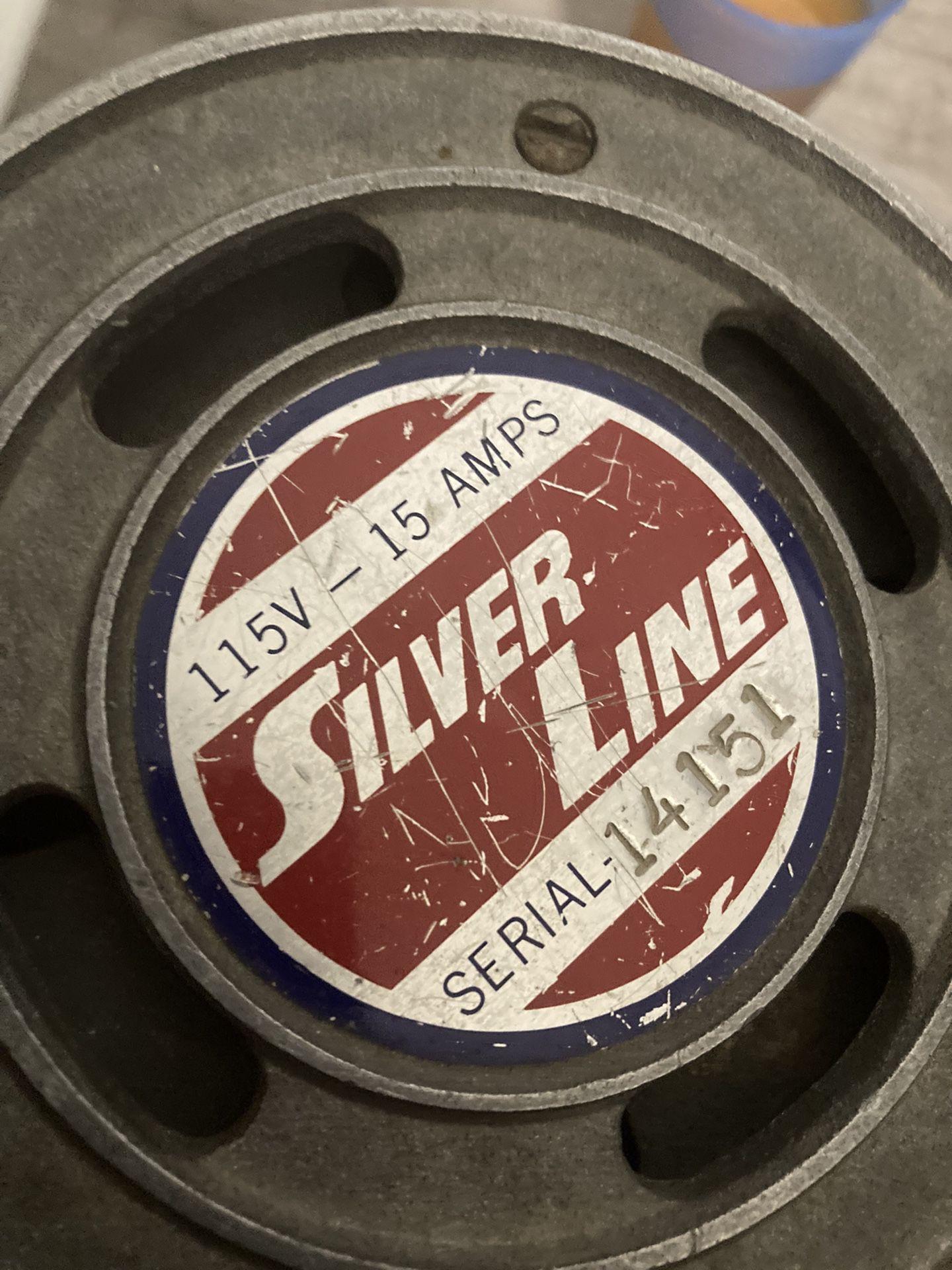 Silver Line Floor Edger