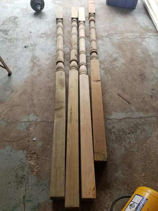 Wood poles for Sale in Chicago, IL - OfferUp
