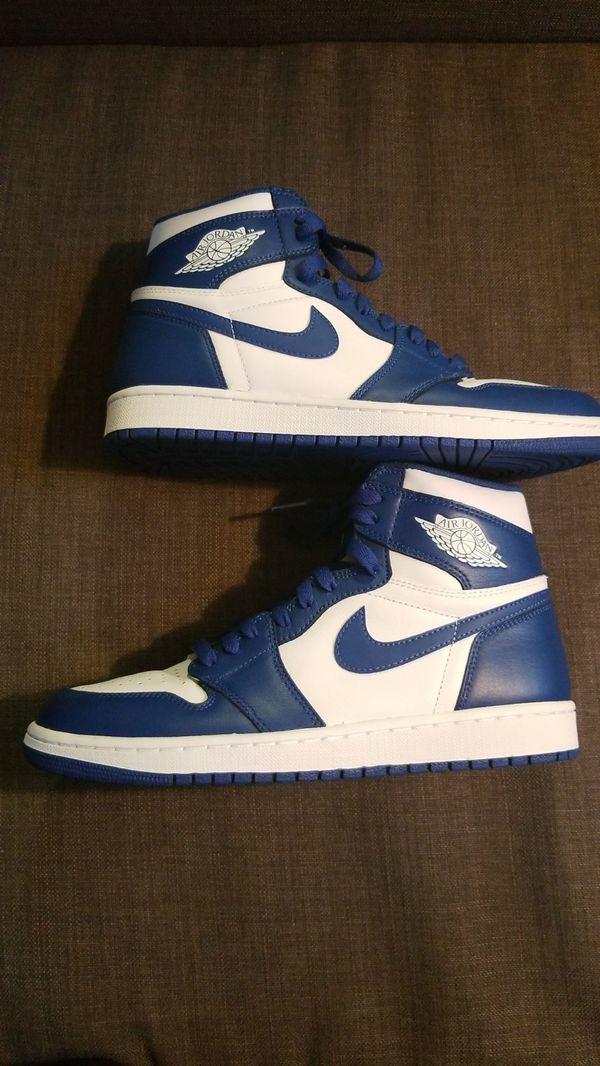 d7b5913cfd8a Jordan 1 Storm Blue OG size 9 for Sale in New York