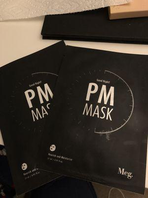 Meg. Good night PM mask for Sale in Boston, MA