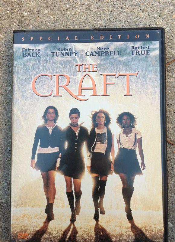 DVD -- The Craft