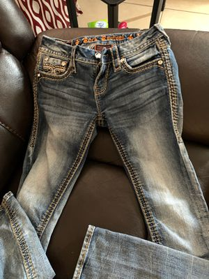 Photo Rock Revival jeans