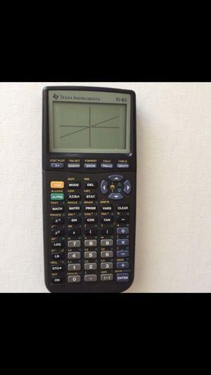 TI-83 Calculator for Sale in Columbus, OH