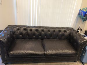 New and Used Leather sofas for Sale in Santa Clarita, CA - OfferUp