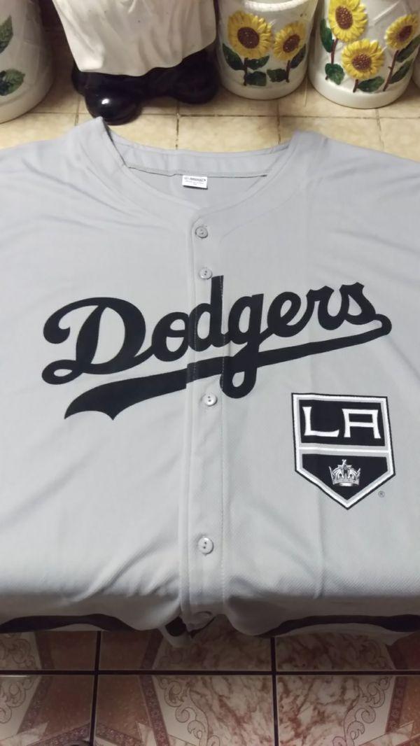Dodgers LA Kings Night Jersey for Sale in Los Angeles e888b50b641