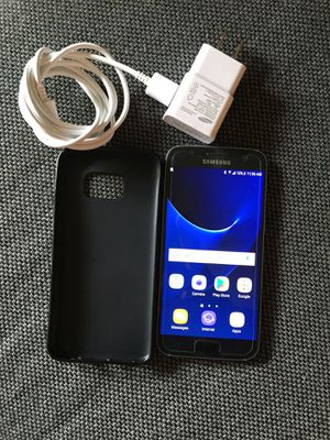 Samsung galaxy s7-32gb factory unlocked for Sale in Rockville, MD