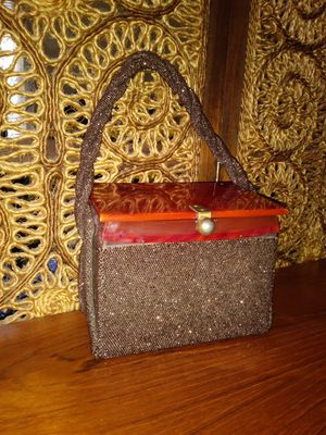 Vintage Box Purse for Sale in Silver Spring, MD