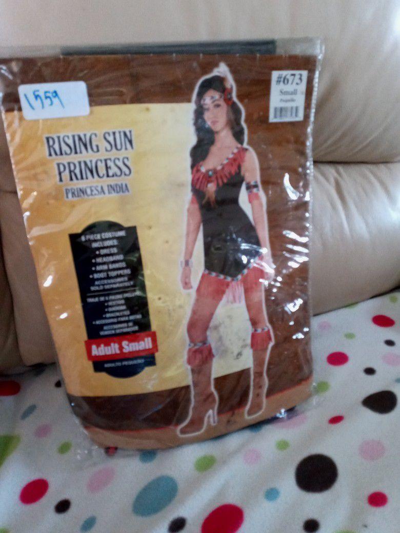 Costume...Rising Sun Princess Adult Small