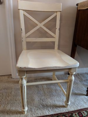 Wood chair for Sale in Alexandria, VA