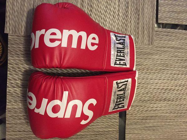 Rare Supreme Everlast Boxing Gloves For Sale In San Jose, CA - OfferUp