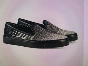 Gucci women's slip on sneakers with crystals for Sale in MIDDLE CITY EAST, PA