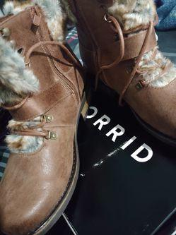 Torrid Boots Thumbnail