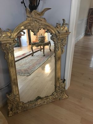 Beautiful antique mirror for Sale in Reston, VA