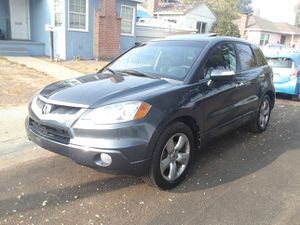 2007 ACURA RDX TURBO S-H AWD SUPER CLEAN IN AND OUT 140.K MILES ONLY LEATHER SEATS for Sale in San Leandro, CA