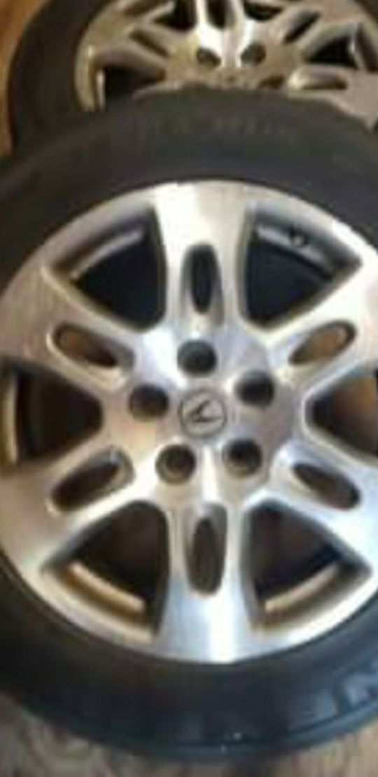2010 Acura Mdx Wheels