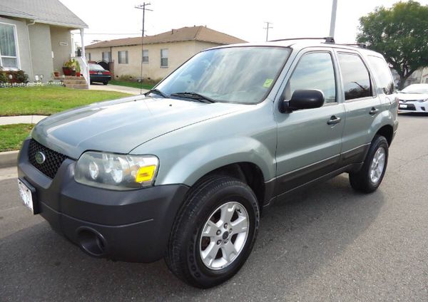 2005 Ford Escape Clean Le Automatic Super Like A Explorer Highlander Honda Crv Rav4 Xb Tribute