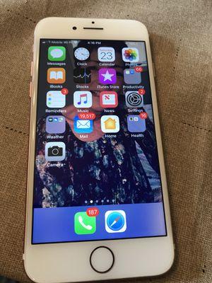 I Phone 7 🤳🏽 32 Gb Rose Gold . 300 $ for Sale in Montclair, VA