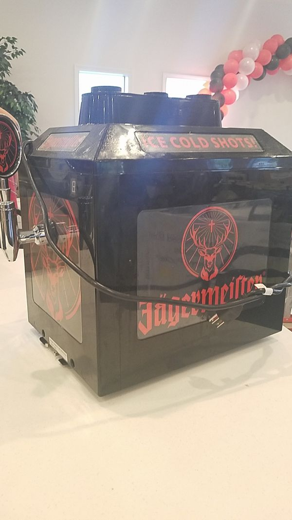 Jagermeister Cooler Tap Pour For Sale In Indianapolis In Offerup