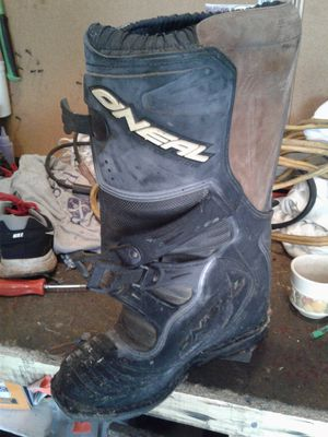 Oneal mx boots for Sale in TN, US