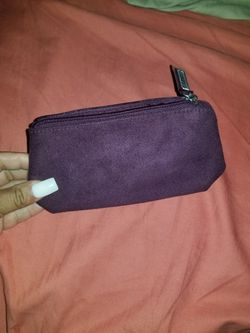 Lil wallet... purple... brand new $7 or better offer Thumbnail