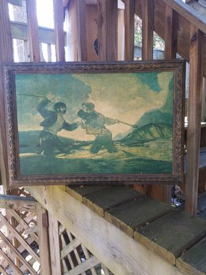 Framed Antique Art (GREAT CONDITION!) for Sale in Fairfax, VA