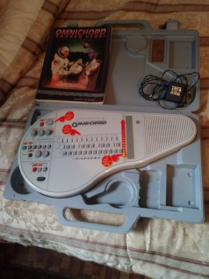 Omnichord System 2 by Suzuki never been used for Sale in Tampa, FL