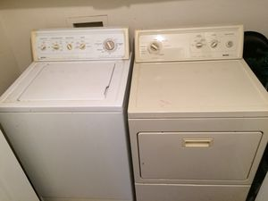 WASHER & DRYER ! Will Negotiate ! for Sale in Dallas, TX