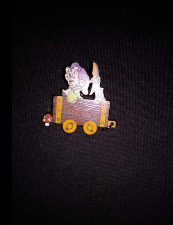 DOPEY MINE TRAIN 100 YEARS Of DREAMS #31 Snow White & THE 7 DWARFS Disney  PIN for Sale in Pomona, CA - OfferUp